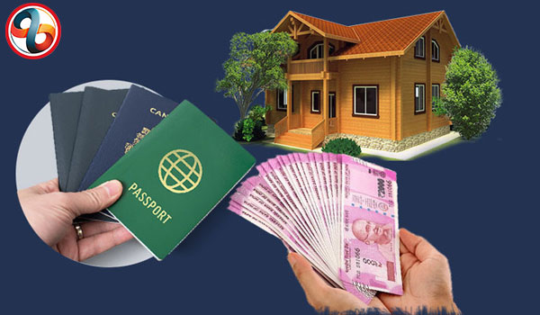 Canada Permanent Residence Visa Fee Structure in India National Rupee (INR)