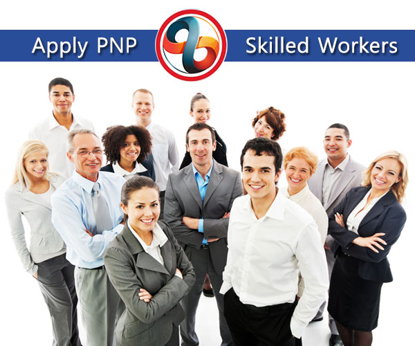 Apply PNP Skilled Workers